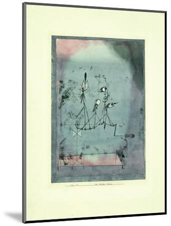Twittering Machine by Paul Klee