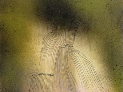 Waterfall by Paul Klee