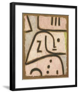 Wi (In Memoriam) by Paul Klee