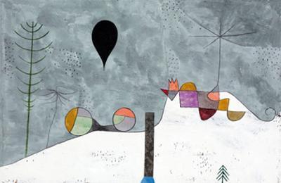 Winterbild, 1930 by Paul Klee