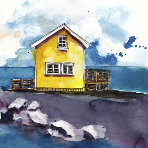Cabin Scape I by Paul McCreery