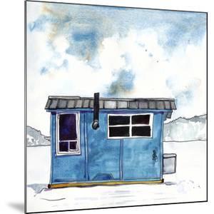 Cabin Scape III by Paul McCreery