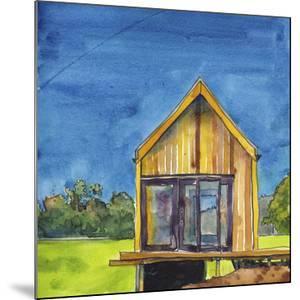 Cabin Scape VI by Paul McCreery