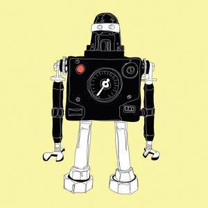 Ninja Robot by Paul McCreery