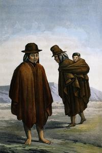 Plain Indians of Bogota by Paul Merwart
