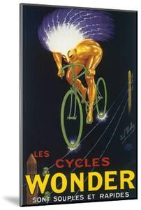 Les Cycles Wonder Sont Souples Et Rapides by Paul Mohr