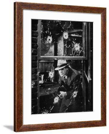 Paul Muni--Framed Photographic Print