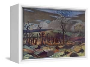Air Fight at Wytschaete by Paul Nash