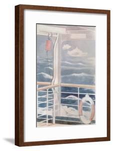 'Atlantic', c20th century (1932) by Paul Nash
