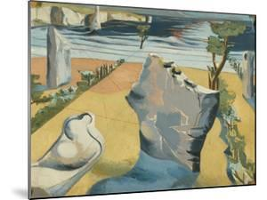 Circle of Monoliths by Paul Nash