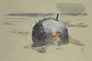 Don't Forget the Diver by Paul Nash