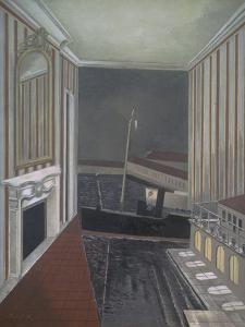 Harbour and Room by Paul Nash