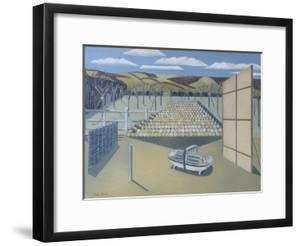 Landscape at Iden by Paul Nash