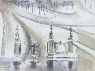 London: Winter Scene, No. 2