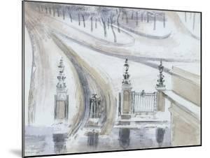 London: Winter Scene, No. 2 by Paul Nash
