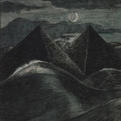The Pyramids in the Sea