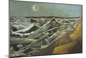 Totes Meer (Dead Sea) by Paul Nash