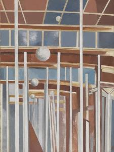 Voyages of the Moon by Paul Nash