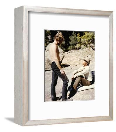 Paul Newman, Butch Cassidy and the Sundance Kid (1969)