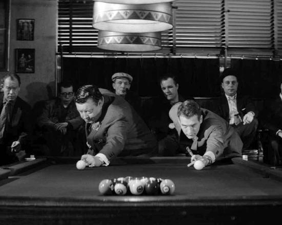 Paul Newman, The Hustler (1961)--Photo