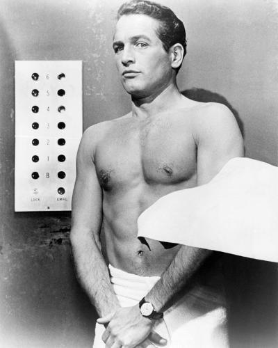 Paul Newman - The Prize--Photo