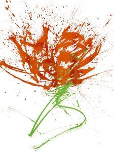Gestural Florals 13 by Paul Ngo