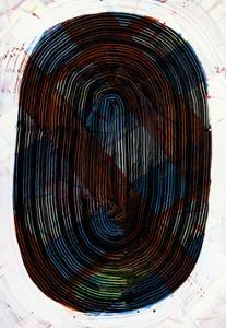 Lenticular E by Paul Ngo