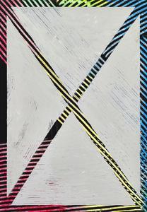 Lenticular F by Paul Ngo