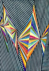 Lenticular J by Paul Ngo