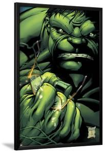 Incredible Hulks No.635 Cover: Hulk Crushing Glasses by Paul Pelletier