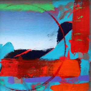 abstract 2 by Paul Powis
