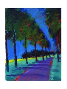Avenue, 2008 by Paul Powis
