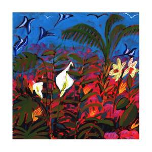 Exotic Garden, 2008 by Paul Powis