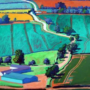 Lane II by Paul Powis