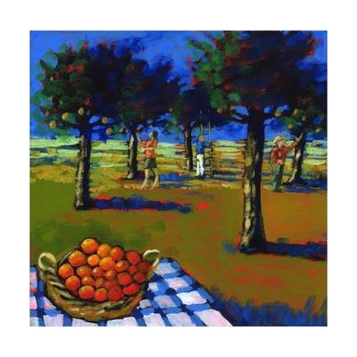 Orange Picking, 2008