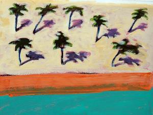 Palms II by Paul Powis