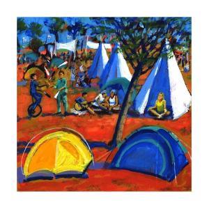 Pop Festival, 2008 by Paul Powis
