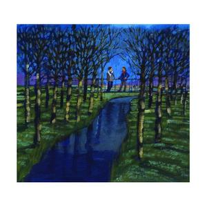 Romantic encounter, 2008 by Paul Powis