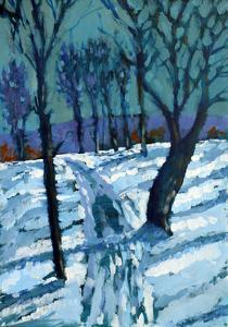 Snow,2015 by Paul Powis