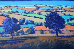 Teme Valley autumn by Paul Powis