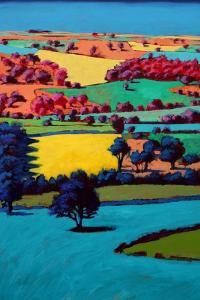 Teme Valley III by Paul Powis