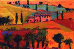 Tuscany, 2008 by Paul Powis