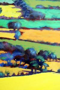 Whiteleaved oak close up 7 by Paul Powis