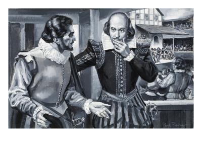 Who Said...? Ben Johnson and William Shakespeare
