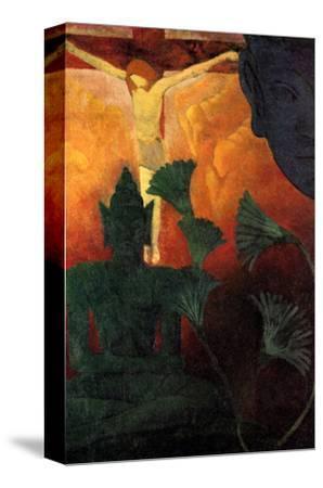 Christ and Buddha