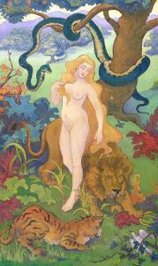 Eve by Paul Ranson