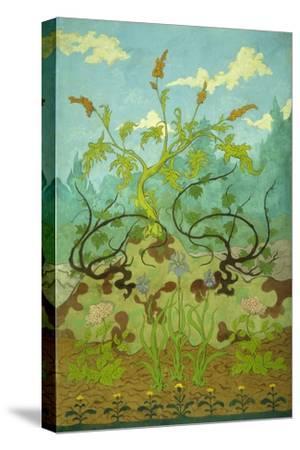 Goldenrod and Mauve Irises; Jaunes Et Iris Mauves, 1899