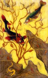 Poissons, and Crustaces, 1902 by Paul Ranson