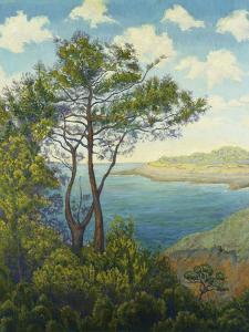 Seafront in Bretagne by Paul Ranson