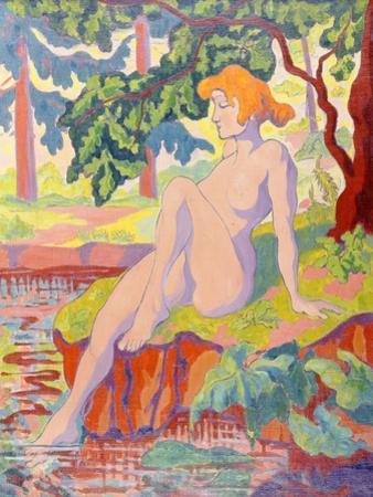 The Bather, 1898 by Paul Ranson